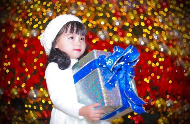 """""""Tan chảy"""" với bộ ảnh Giáng sinh của các """"siêu mẫu nhí"""" - 8"""