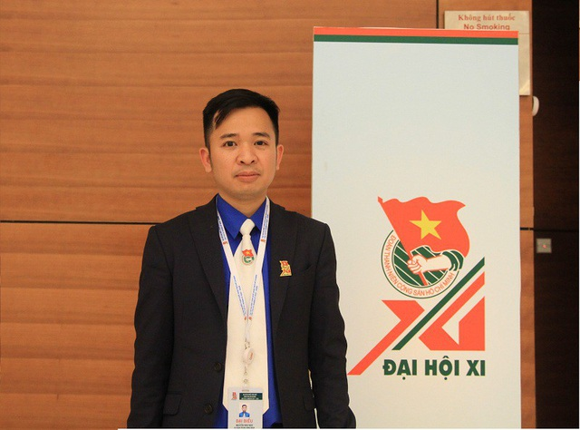 Đại biểu Nguyễn Như Bảo, Phó Bí thư Ban cán sự Đoàn TNCS Hồ Chí Minh tại Liên Bang Nga