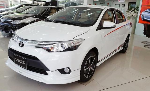 Giá mẫu sedan bán chạy bậc nhất Việt Nam hiện xuống dưới 500 triệu đồng.