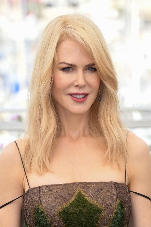 Nicole Kidman được tôn vinh với giải thành tựu tại LHP Cannes lần thứ 70.