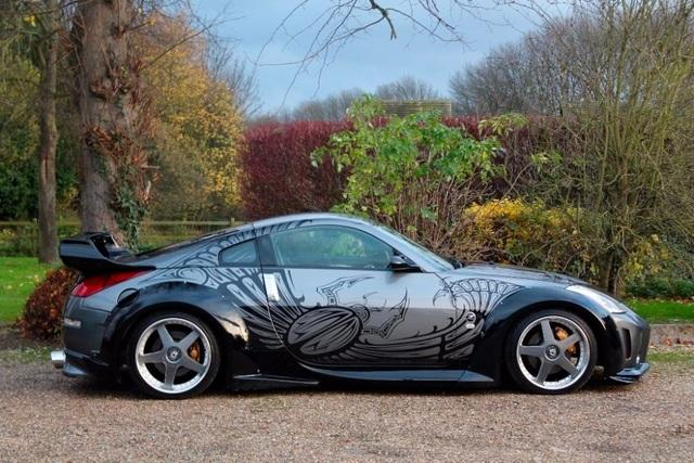 """Chiếc Nissan 350Z trong """"Fast and Furious: Tokyo Drift"""" được rao bán - 3"""