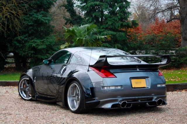 """Chiếc Nissan 350Z trong """"Fast and Furious: Tokyo Drift"""" được rao bán - 15"""