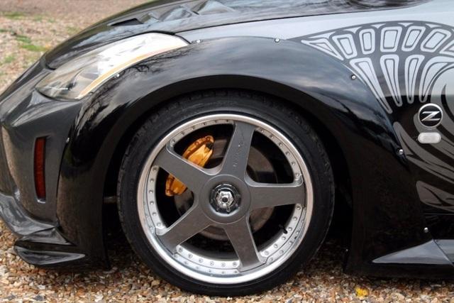 """Chiếc Nissan 350Z trong """"Fast and Furious: Tokyo Drift"""" được rao bán - 9"""