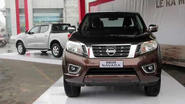 Nissan Navara D23 thế hệ thứ 3