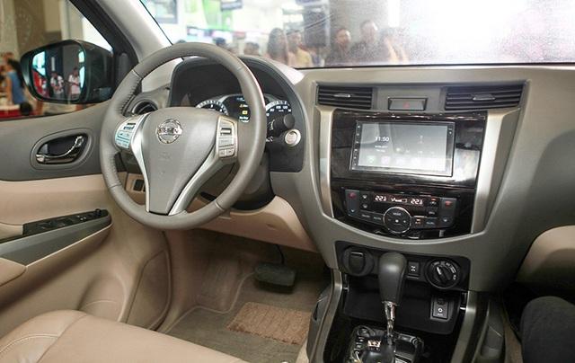 Nissan nâng cấp của Navara và X-Trail - 2