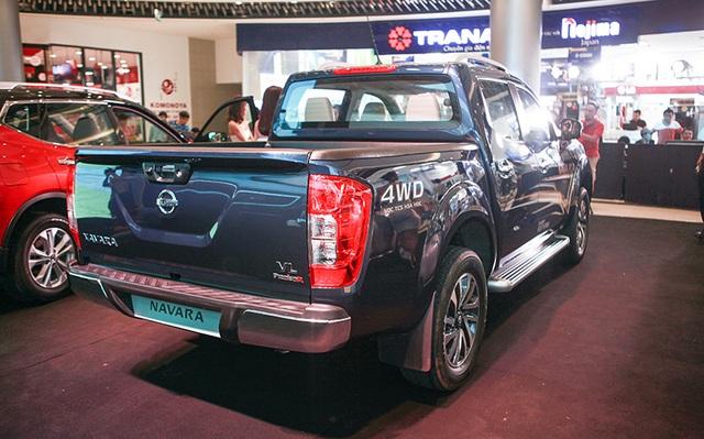 Nissan nâng cấp của Navara và X-Trail - 3
