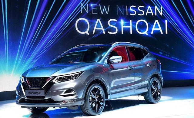 Nissan đưa công nghệ tự lái vào xe Qashqai - 2