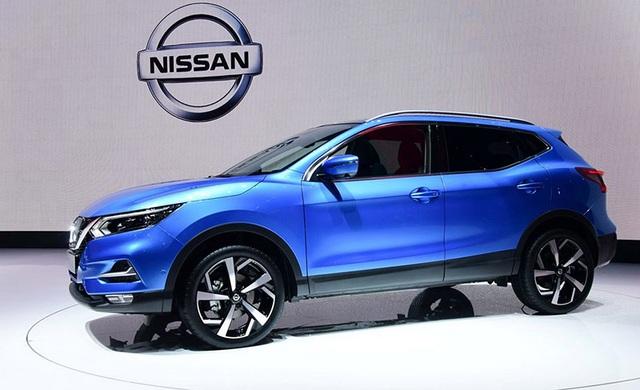 Nissan đưa công nghệ tự lái vào xe Qashqai - 3