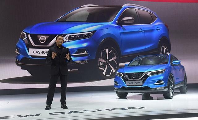 Nissan đưa công nghệ tự lái vào xe Qashqai - 1