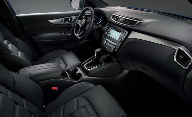 Nissan đưa công nghệ tự lái vào xe Qashqai - 9