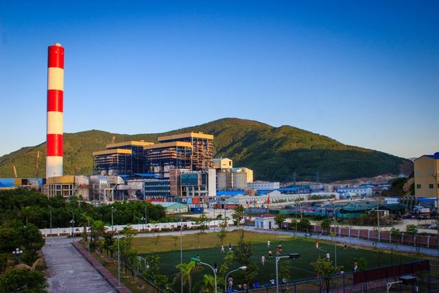 Nhà máy Nhiệt điện Vũng Áng- một dấu mốc mới của PV Power