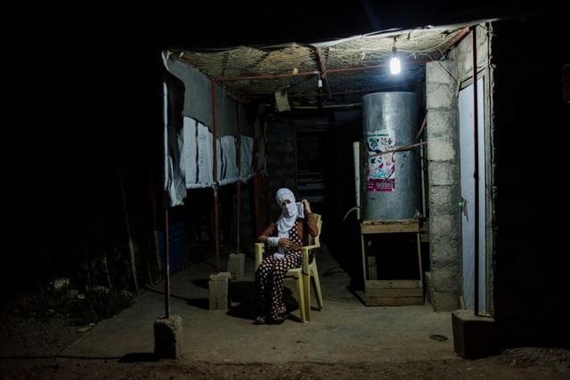 Souhayla, nô lệ tình dục của IS. (Ảnh: New York Times)