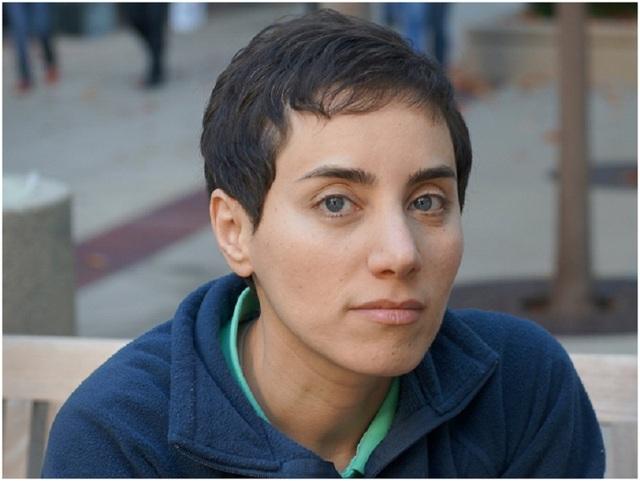 """Maryam Mirzakhani là người phụ nữ đầu tiên giành được Huy chương Fields – giải thưởng được coi là """"giải Noble của toán học""""."""