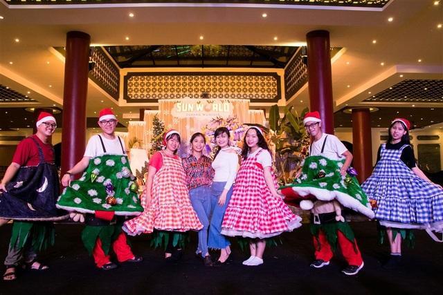 Sun World Danang Wonders - Điểm check in Giáng sinh hot nhất Miền Trung - 2