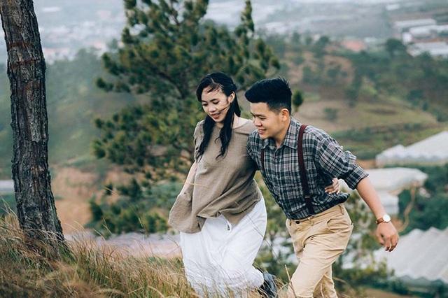 Ảnh cưới giản dị tại vườn rau sạch của cặp đôi mơ về cuộc sống bình yên - 11