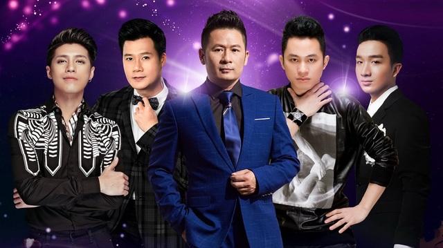 Noo Phước Thịnh sẽ đứng chung sân khấu với các đàn anh như ca sĩ Bằng Kiều, Tùng Dương, Quang Dũng và nghệ sĩ violin Hoàng Rob trong đại nhạc hội Son.