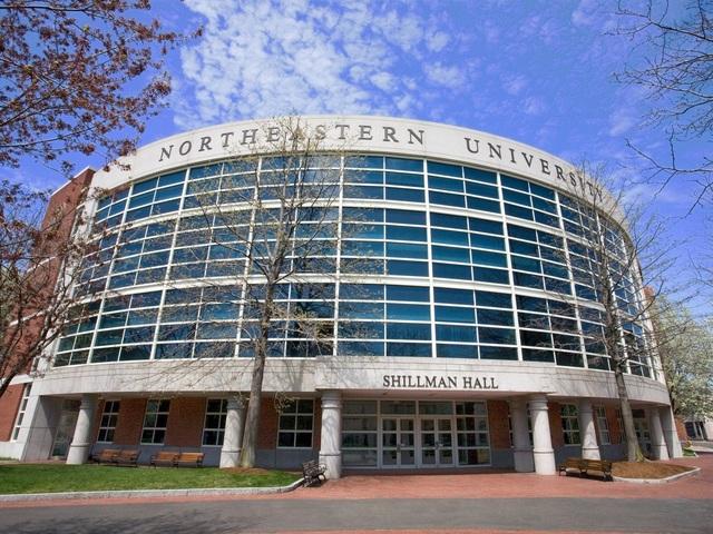 Đại học Northeastern.