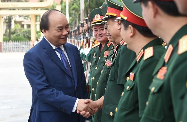 Thủ tướng: Cần xây dựng Học viện Quốc phòng mang tầm cỡ khu vực và quốc tế - 2