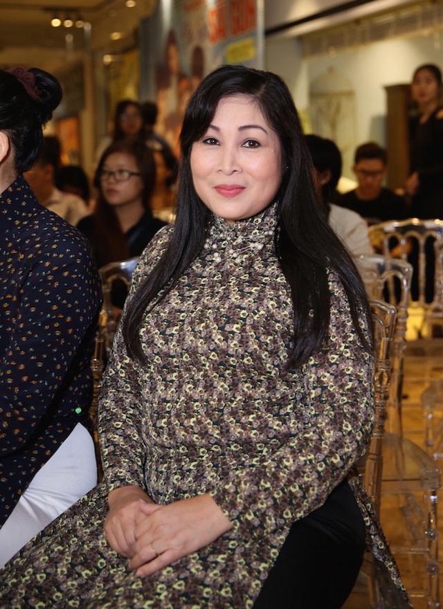 NSND Hồng Vân tiết lộ bí quyết giảm cân để tham gia phim điện ảnh - 3