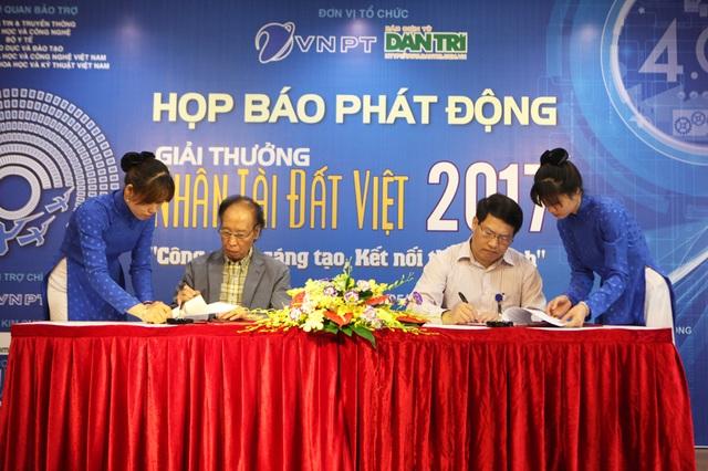 Giải thưởng Nhân tài Đất Việt 2017: Hướng tới cuộc cách mạng công nghiệp 4.0 - 7