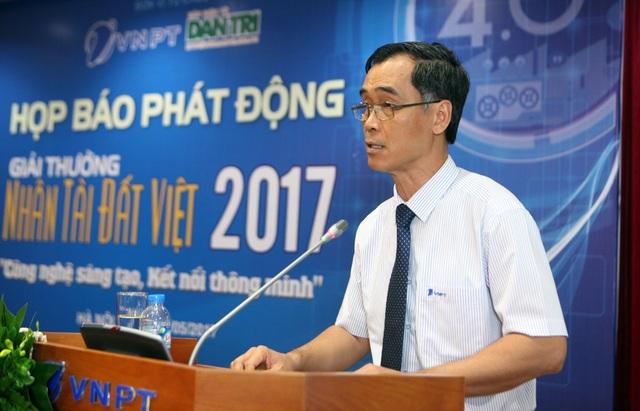 Ông Đỗ Vũ Anh - Thành viên Hội đồng thành viên Tập đoàn Bưu chính Viễn thông Việt Nam (VNPT).