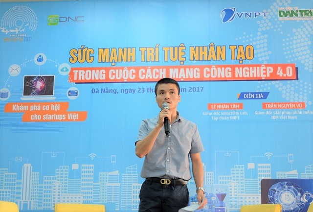 Nhân tài Đất Việt sẽ luôn là vườn ươm, bệ phóng cho các Startup - 1