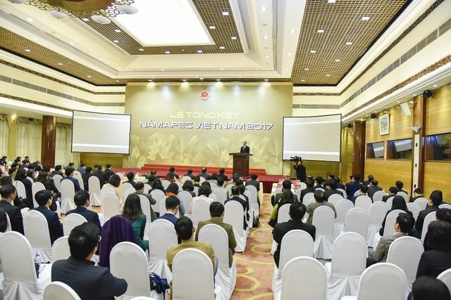 Năm APEC Việt Nam 2017 do Việt Nam làm chủ nhà đã thành công tốt đẹp
