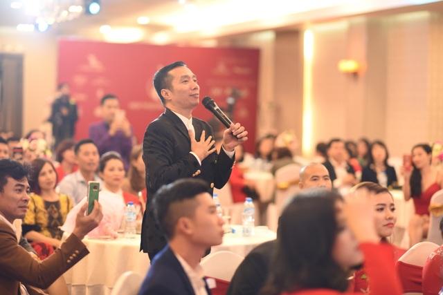 """NTK Đỗ Trịnh Hoài Nam khẳng định: """"Chúng tôi luôn mong muốn được thực hiện sứ mệnh của mình với cộng đồng để lan tỏa hơn nữa vẻ đẹp nhân văn, tinh thần Việt Nam."""