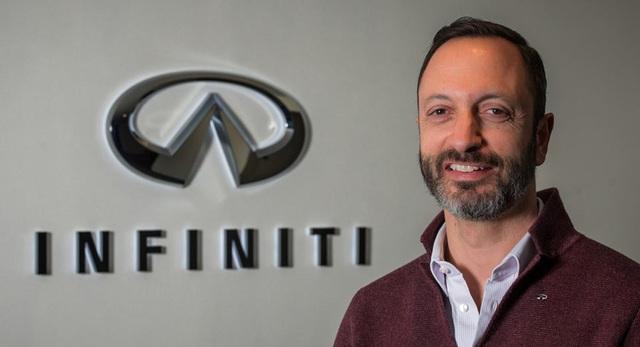 Infiniti có giám đốc thiết kế mới - 1
