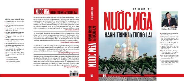 Đọc Nước Nga - Hành trình tới tương lai của Hồ Quang Lợi, NXB Hà Nội, 2017