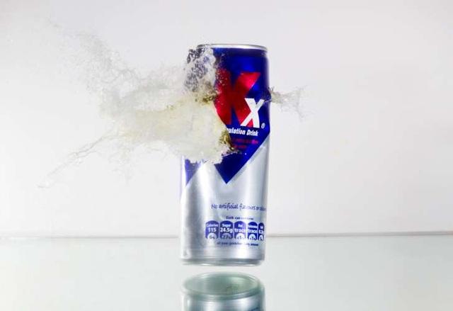 Tại sao nước tăng lực có hại hơn soda? - 1