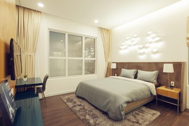Ý tưởng thiết kế căn hộ 3 phòng ngủ ở Đông Sài Gòn - 2