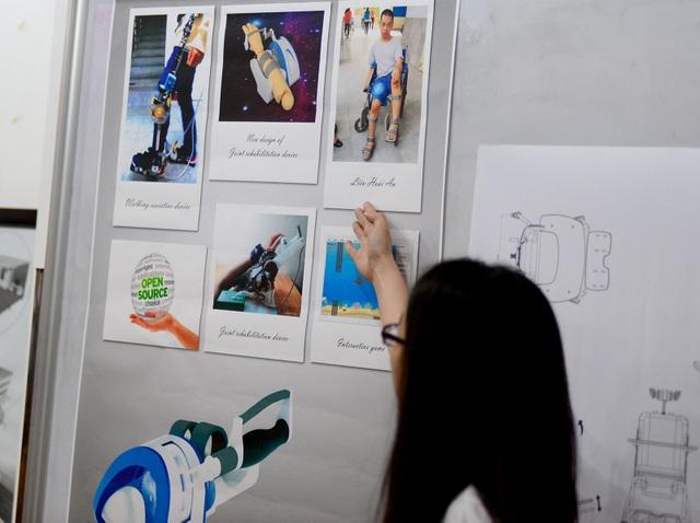 Các mô hình thiết kế với chất lượng tốt, giá thành thấp được các tình nguyện viên nghiên cứu trong nhiều tháng.