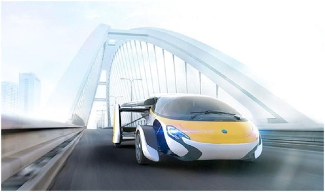 Háo hức chờ đợi mẫu ô tô bay mới sắp ra mắt thị trường - 1