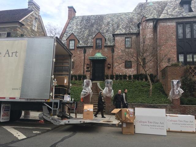 Gia đình Tổng thống Obama chuẩn bị dọn đến nhà mới - 2