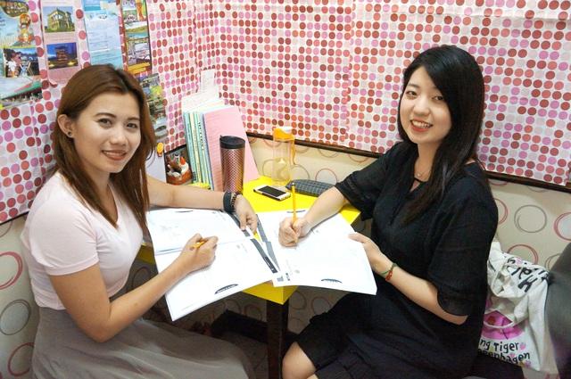 Mô hình học 1-1 giúp học viên cải thiện khả năng tiếng anh nhanh chóng