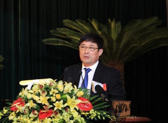 Ông Đào Trọng Quy - Giám đốc Sở Tài nguyên và Môi trường Thanh Hóa