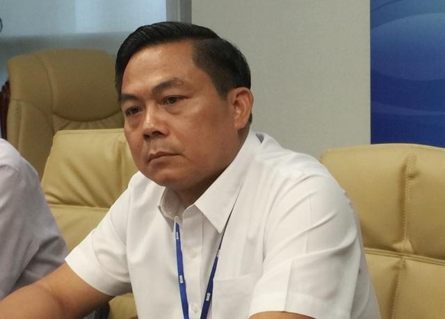 Ông Mai Quang Hùng,Trưởng Ban An toàn - Tổng công ty Điện lực miền Bắc