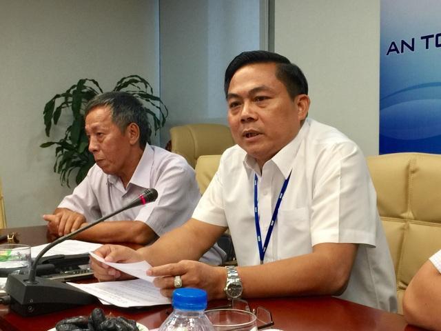 Ông Mai Quang Hùng