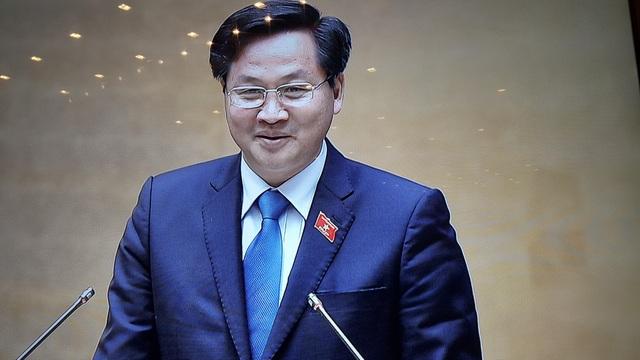 Ông Lê Minh Khái - Tổng Thanh tra Chính phủ.