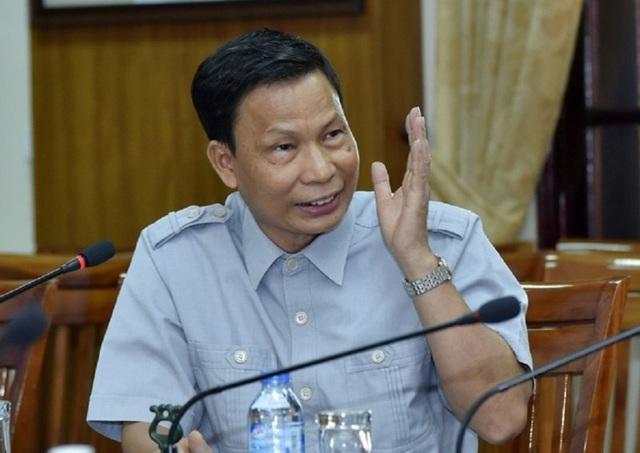 Ông Nguyễn Minh Mẫn - Quyền Vụ trưởng Vụ III (Thanh tra Chính phủ). Ảnh: Báo Quốc tế.