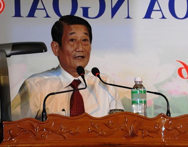 Ông Nguyễn Tiến Đạt, Phó giám đốc Sở GD-ĐT TPHCM cho biết thành phố đã sẵn sàng cho kỳ thi THPT quốc gia năm 2017 (ảnh Hoài Nam)