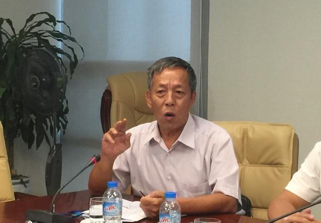 Ông Trần Quốc Anh - Phó Chủ tịch Thường trực - Hội Điện lực Việt Nam