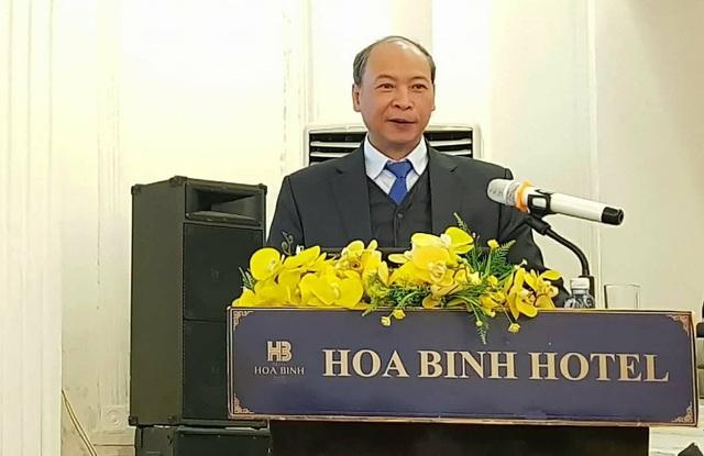 Ông Nguyễn Văn Tân, Phó Tổng cục trưởng Tổng cục Dân số kế hoạch hóa gia đình Việt Nam. Ảnh: H.Hải