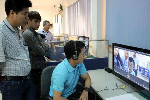 Phiên GDVL online tổ chức trong quý 4/2017 tại TT DVVL Hà Nội
