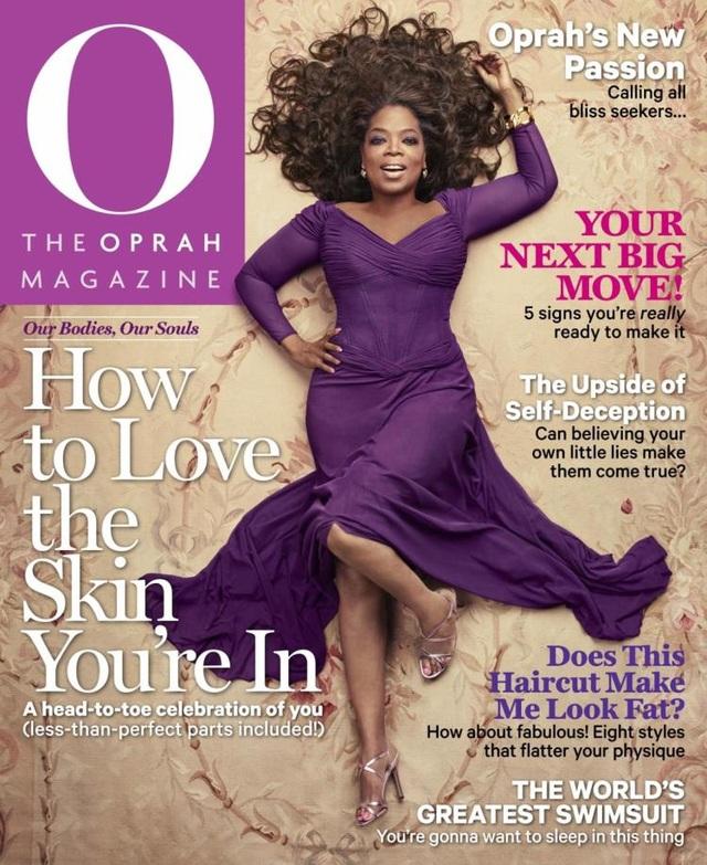 """Những bài học từ """"Nữ hoàng truyền hình"""" Oprah Winfrey - 4"""