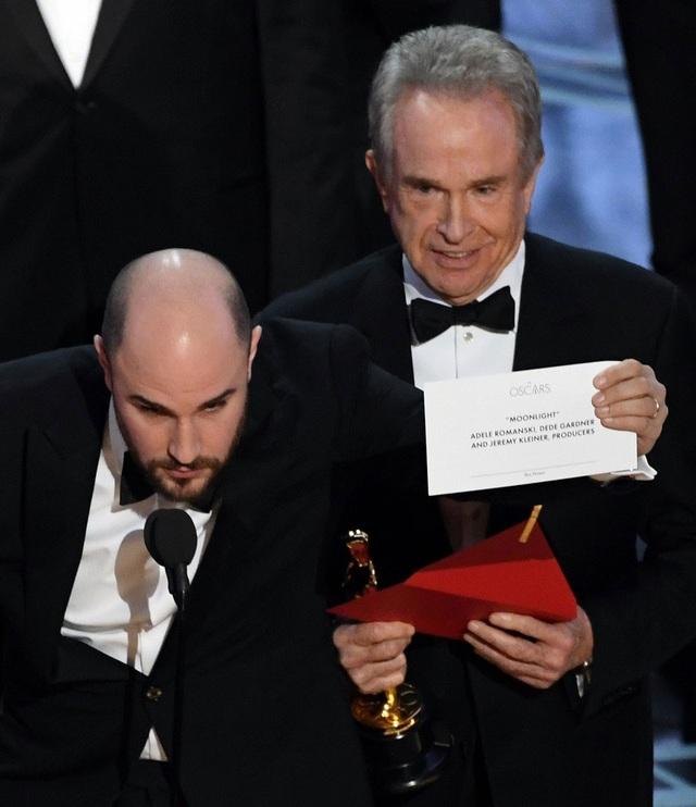 Moonlight mới thực sự là bộ phim giành giải Phim hay nhất tại Oscar 2017.