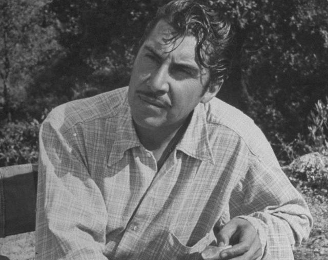 Nam diễn viên người Mexico - Emilio Fernandez (1904-1986)