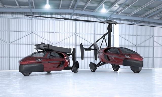 Ô tô bay - Giấc mơ có thật - 2