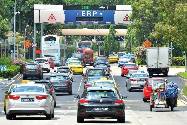 Vì sao giá xe ô tô ở Singapore cao ngất ngưởng? - 5